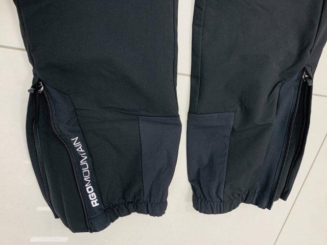 AKCIA nová kolekcia: Pánske nohavice Regatta Mountain ISOFLEX+ Pants Jeseň/Zima 2020/21