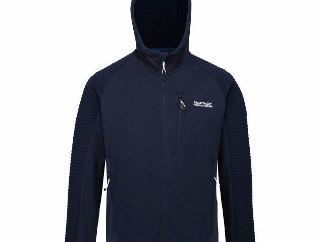AKCIA nová kolekcia: Regatta Men's Woodford Full Zip Hooded Jacket ZIMA 2020/21