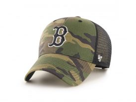 Baseballová šiltovka '47 MVP Camo Branson Boston Red Sox CMB