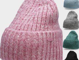 AKCIA nová kolekcia: Dámske pletené čiapky 4F Snowboard Collection ZIMA 2020/21