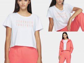 AKCIA nová kolekcia: Dámske tričko 4F Crop-Top Strong Topgether