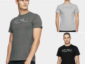 AKCIA nová kolekcia: Pánske športové tričká 4F Space Code Reflective