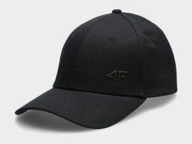 Šiltovka 4F Classic Metal Logo black