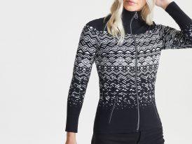 AKCIA nová kolekcia: Bunda Dare2b Lucent Sweater with Crystals from Swarovski® ZIMA 2020/21
