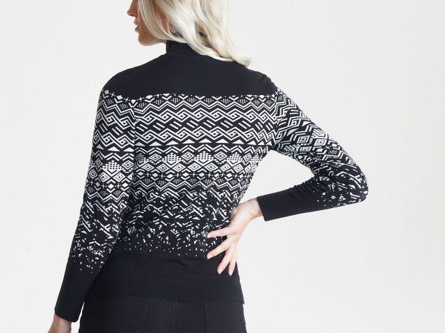 AKCIA Dare2b: Bunda Dare2b Lucent Sweater with Crystals from Swarovski® ZIMA 2020/21