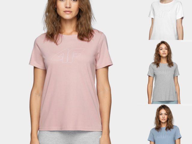AKCIA nová kolekcia: Dámske tričká 4F Sportstyle Modal Logo