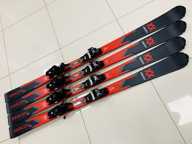 AKCIA allmountain lyže: Volkl DEACON 7.2 + viazanie Marker FDT TP 10 ZIMA 2020/21