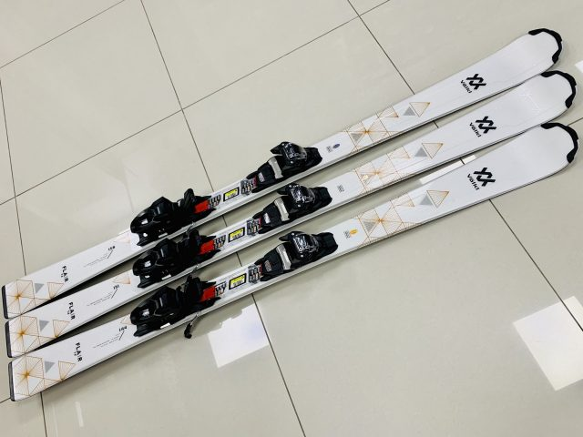 AKCIA dámske allmountain lyže: Volkl FLAIR 7.2 + viazanie Marker FDT TP 10 ZIMA 2020/21