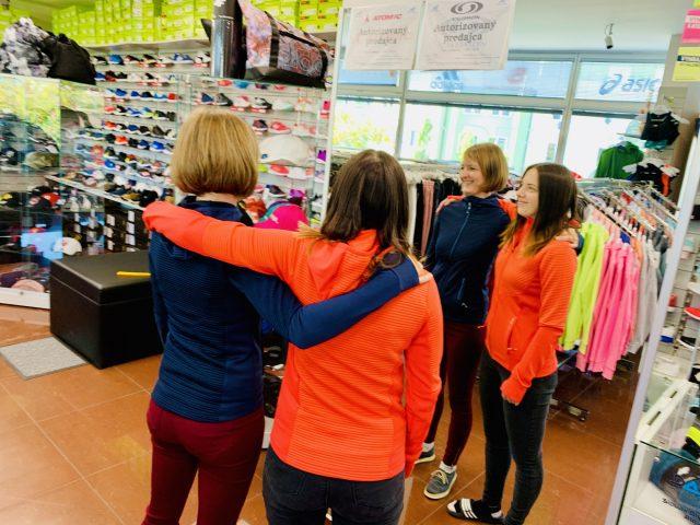 AKCIA nová kolekcia: Dámske športové bundy GTS Lady Jacket Mix Hoodie ZIMA 2020/21
