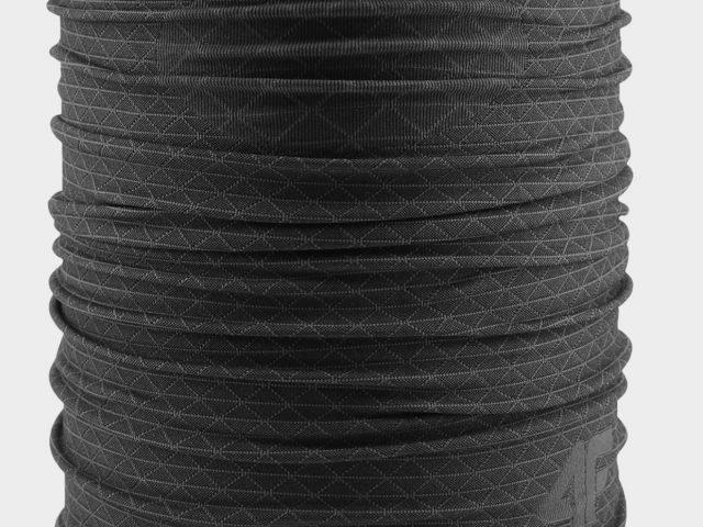Multifunkčná šatka 4F QuickDry Elastic black