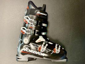 AKCIA: Pánska lyžiarska obuv NORDICA Sportmachine ST black/red ZIMA 2020/21
