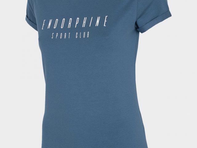 AKCIA nová kolekcia: Dámske bavlnené tričká 4F Stronger Together