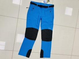 AKCIA Výpredaj: Pánske trekingové nohavice High Colorado Spitzing light blue/black