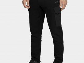 Kapsáčové teplákové nohavice 4F Stretch Leisure Pant Men ZIMA 2020/21