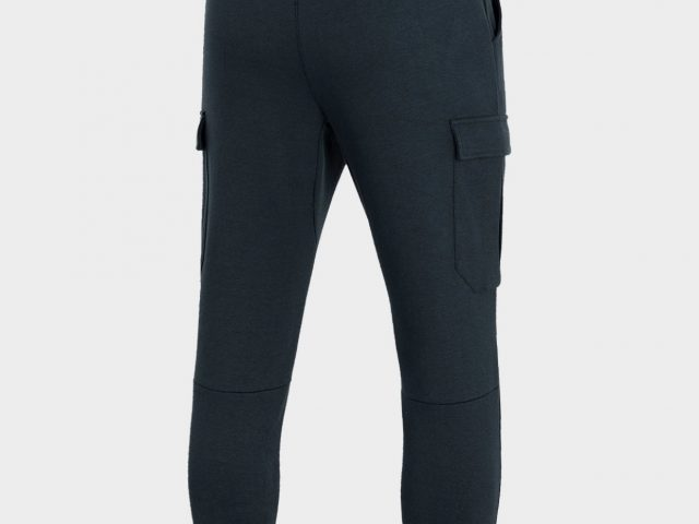 AKCIA nová kolekcia: Kapsáčové teplákové nohavice 4F Stretch Leisure Pant Men ZIMA 2020/21