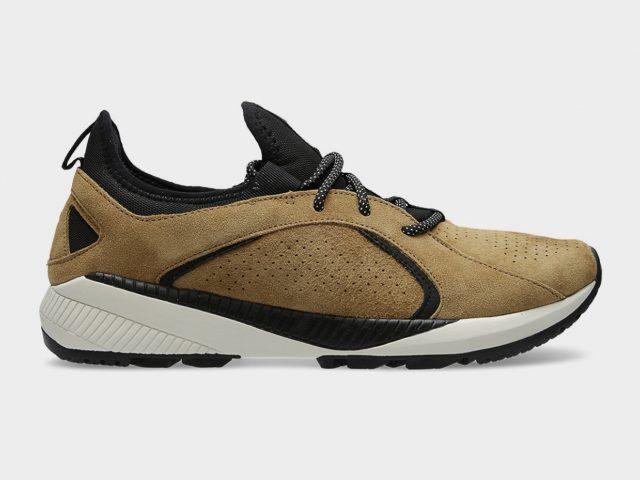 AKCIA nová kolekcia: Pánska vychádzková obuv 4F Sportstyle Slip-On Leather ZIMA 2020/21
