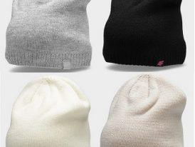 Dámska zimná čiapka 4F CAD300