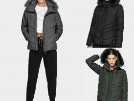 Dámska zimná bunda 4F Primaloft Gold® Jacket ZIMA 2020/21