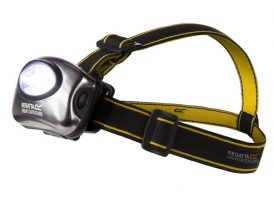 Regatta 5 LED Headtorch čelovka s 5 LED diódami RCE068