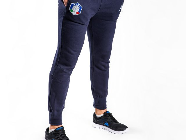 6Cento FISI športové nohavice / tepláky Kappa 6CENTO AUTAF FISI ZIMA 2020/21