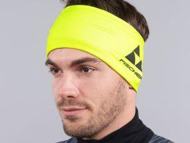 AKCIA: Zimná športová softshellová čelenka FISCHER Headband Light ZIMA 2020/21