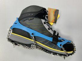 2021 AKCIA nová kolekcia ZIMA: Stúpacie železá/reťaze VERIGA Sport ICE TRACK