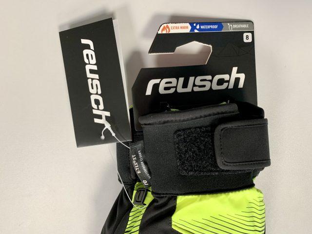 AKCIA nová kolekcia: Lyžiarske rukavice Reusch Hans Knauss Ski Gloves ZIMA 2020/21