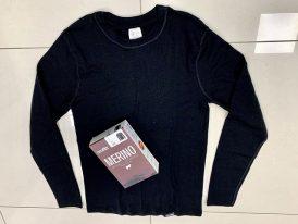 AKCIA: Elbrus Men´s MERINO Longsleeve merino tričko s dlhým rukávom ZIMA 2020/21