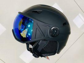 AKCIA nová kolekcia: Lyžiarska prilba so štítom Stuf Visor PHOTOCHROMATIC ZIMA 2020/21