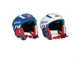 BRIKO Faito FISI Slovakia lyžiarska prilba ZIMA 2020/21