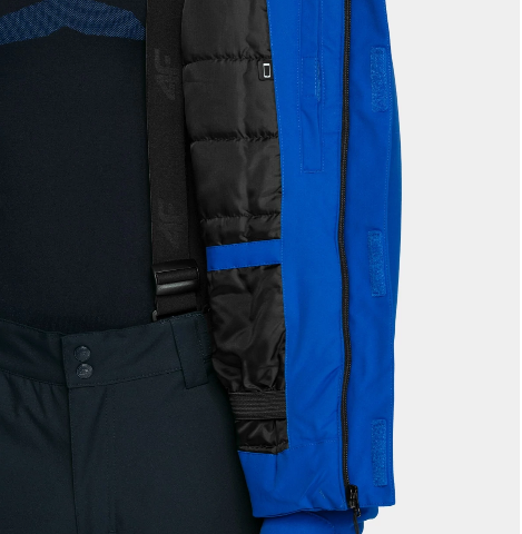 Pánska lyžiarska bunda s membránou NeoDry 5 000 KUMN351