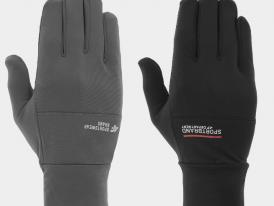 Športové rukavice 4F Touchscreen Unisex Sportstyle
