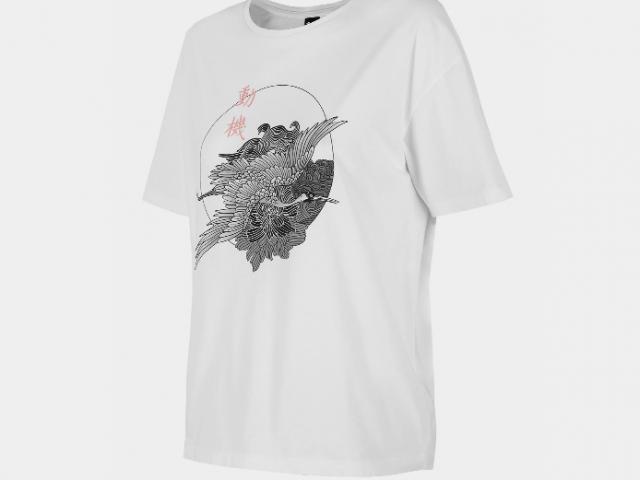 Dámske oversize tričko 4F TSD210
