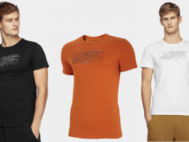 Pánske bavlnené tričko Worldwide support TSM214