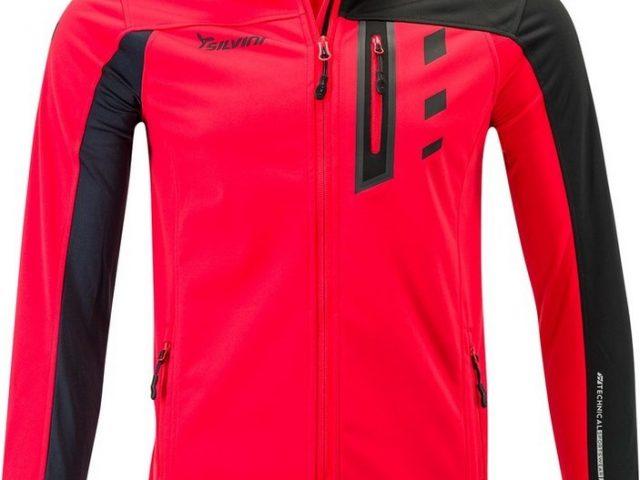 Pánska softshellová bunda Silvini CASINO W-proof 10.000