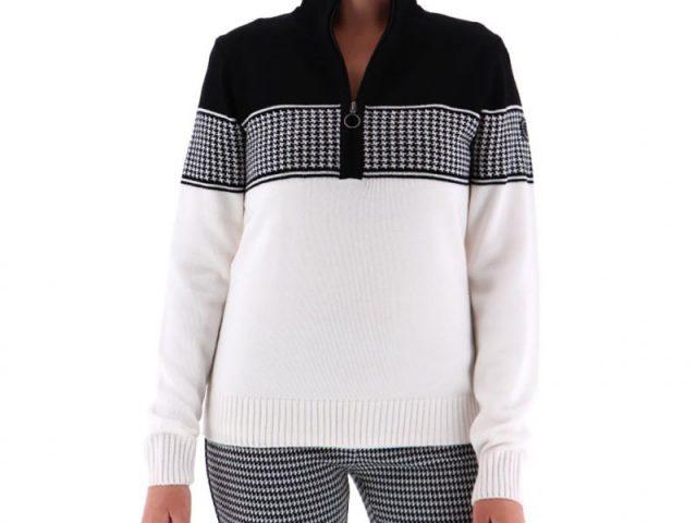AKCIA: Dámsky športový sveter Sun Valley Orella Lux 1/2 zip