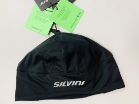 2021/22 new winter: Športová softshellová čiapka na bežky / skialp SILVINI Tazza POWERterm W-Proof 10.000 mm