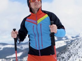 AKCIA Northfinder: Bunda ski-touring Polartec Alpha direct SOLISKO ZIMA 2020/21