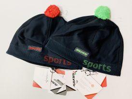 Športová čiapka Silvini Pala QuatroFLEX Termico black/green, black/red