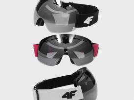 Dámske lyžiarske okuliare 4F GGD350