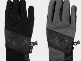 Pánske lyžiarske rukavice 4F Thinsulate NeoDry REM250