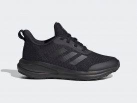 ADIDAS FortaRun CLOUDFOAM EcoOrthoLite® black dámska / juniorská obuv Jar/Leto 2021