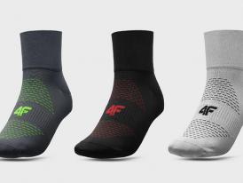 Pánske ponožky 4F Sporstyle SOM200