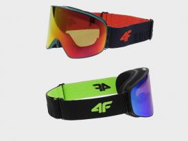 Pánske lyžiarske okuliare 4F GGM251