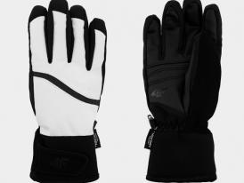 Dámske lyžiarske rukavice 4F NeoDry RED251