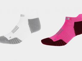 Dámske bežecké ponožky 4F Running SOD102
