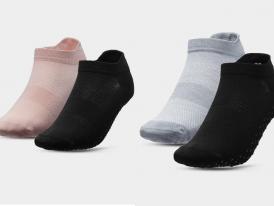 Dámske tréningové ponožky 4F Training Socks 2páry SOD209