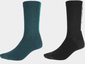 Pánske tréningové ponožky 4F Sport Socks SOM210