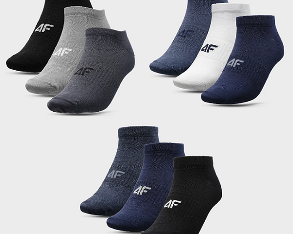 Pánske ponožky 4F Sportstyle SOM301