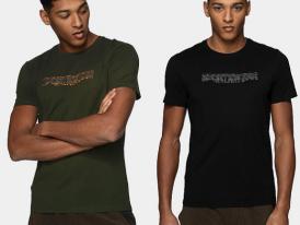 Pánske bavlnené tričko 4F Sportswear TSM245